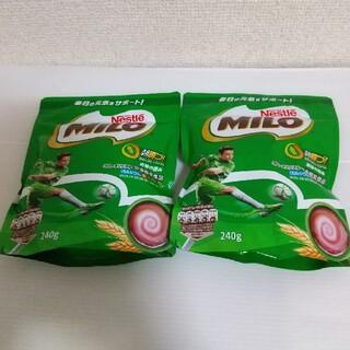 Nestle - ♢ネスレ ミロ2袋♢新品☆