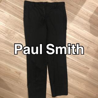 ポールスミス(Paul Smith)のPaul Smith パンツ ブラック (スラックス/スーツパンツ)