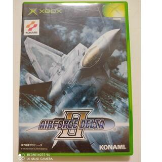 エックスボックス(Xbox)の[XBOX]エアフォースデルタⅡ(家庭用ゲームソフト)