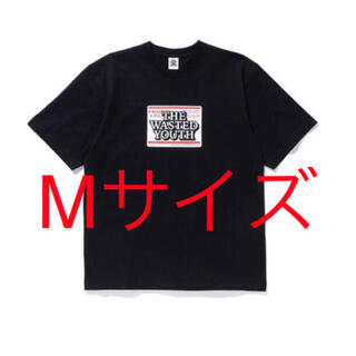 GDC - wasted youth black eye patch Tシャツ M