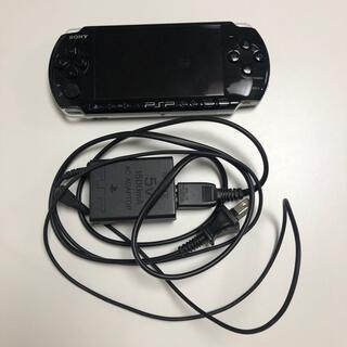 プレイステーション(PlayStation)のPSP 3000 ジャンク品(携帯用ゲーム機本体)