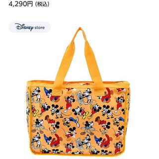 ディズニー(Disney)のお値下げ♡新品 ディズニー ミッキービッグトートバッグ (キャラクターグッズ)