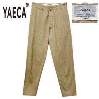 ヤエカ(YAECA)のYAECA ヤエカ 13694 チノパン スラックス パンツ ズボン 27(チノパン)