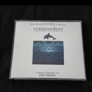 グラン・ブルー/グレート・ブルー 完全版 サントラCD2枚組(映画音楽)