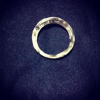 フラボア(FRAPBOIS)のFRAPBOISデザインリング(リング(指輪))