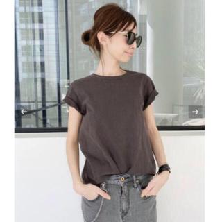 アパルトモンドゥーズィエムクラス(L'Appartement DEUXIEME CLASSE)のアパルトモン REMI RELIEF レミレリーフ Compact T-sh(Tシャツ(半袖/袖なし))