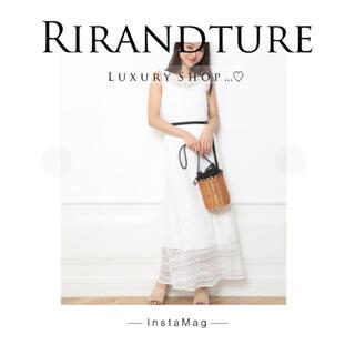 Rirandture - ♥️ Rirandture ♥️定価 22,000円♡総レースロングワンピ ♡