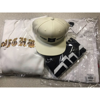 オマケ付AK-69BAGARCH 17'LSシャツ 非売品パーカー等まとめ売(シャツ)