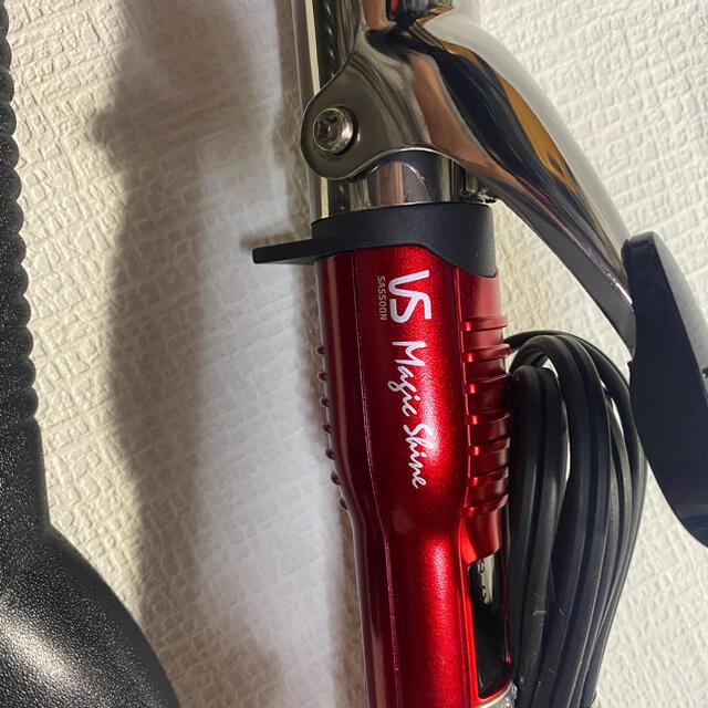 Vidal Sassoon VSI-3231/RJ スマホ/家電/カメラの美容/健康(ヘアアイロン)の商品写真