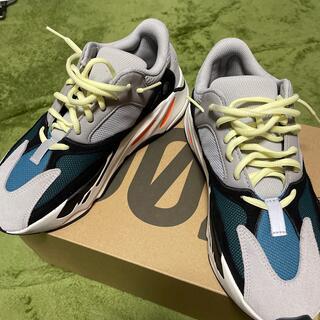 アディダス(adidas)のADIDAS YEEZY BOOST 700 waverunner(スニーカー)