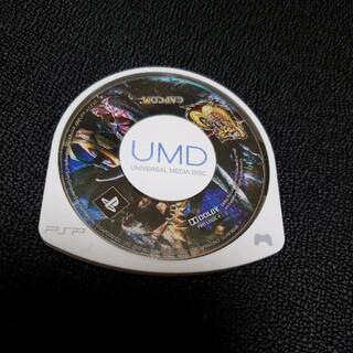 PSP MONSTER HUNTER 3 モンハン モンスターハンター(携帯用ゲームソフト)