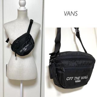 ヴァンズ(VANS)の【美品】VANS ボディバッグ OFF THE WALL(ボディーバッグ)