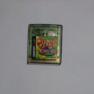 マリオテニスGB(携帯用ゲームソフト)