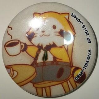バンプレスト(BANPRESTO)のTIGER&BUNNY  ラスカルコラボ 缶バッジ ワイルドタイガー 虎徹(バッジ/ピンバッジ)