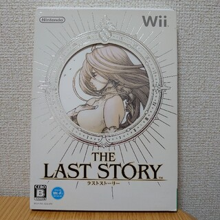 THE LAST STORY(ラストストーリー) Wii(家庭用ゲームソフト)