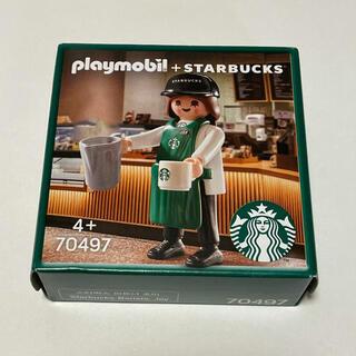 スターバックスコーヒー(Starbucks Coffee)の韓国 スタバ スターバックス プレイモービル joy 新品 限定 未使用(その他)