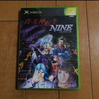 エックスボックス(Xbox)のxbox 真・女神転生(家庭用ゲームソフト)
