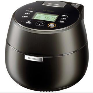 三菱 - 三菱電機 本炭釜 KAMADO 5.5合IH炊飯器 NJ-AWA10-B 黒真珠