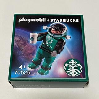 スターバックスコーヒー(Starbucks Coffee)の韓国 スタバ スターバックス プレイモービル 宇宙飛行士 レオ 新品 限定(その他)
