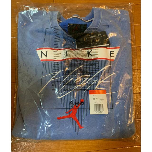 NIKE(ナイキ)の【春物】JORDAN flight GRAPHIC FLEECE メンズのトップス(スウェット)の商品写真
