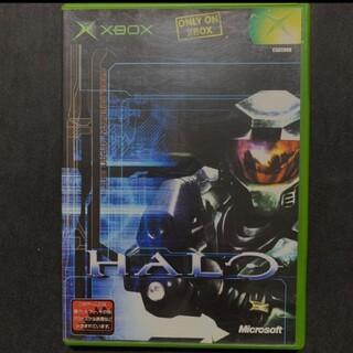 エックスボックス(Xbox)のxbox HALO(家庭用ゲームソフト)