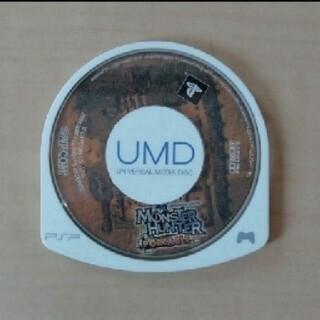 モンハン PSP ソフト(携帯用ゲームソフト)