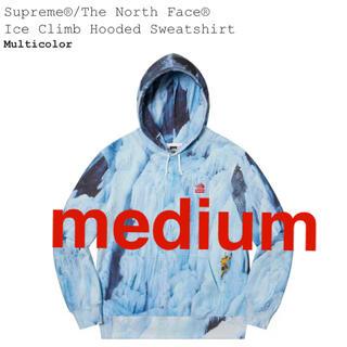 シュプリーム(Supreme)のSupreme North Face Ice Climb Hooded  M(パーカー)