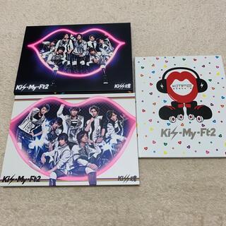 キスマイフットツー(Kis-My-Ft2)のKis-My-Ft2 「kiss魂」初回生産限定盤A、 B、キスマイSHOP盤(ポップス/ロック(邦楽))