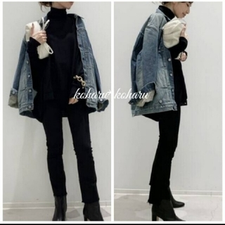 L'Appartement DEUXIEME CLASSE - 【STAMMBAUM】OVERSIZE DENIM JACKET◇38