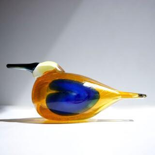 イッタラ(iittala)のBlue Scaup Duck イッタラ バード オイバトイッカ(置物)
