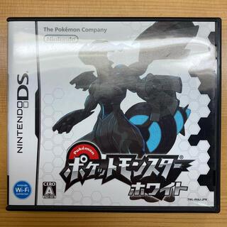 ニンテンドーDS(ニンテンドーDS)の任天堂 ニンテンドー DS ポケットモンスター ホワイト ゲーム ソフト(携帯用ゲームソフト)