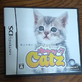 ニンテンドウ(任天堂)のキャッツ DS(携帯用ゲームソフト)