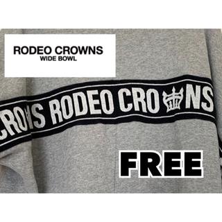 RODEO CROWNS - ロデオクラウンズ トレーナー