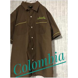 Columbia - Colombiaコロンビア ボーリングシャツ X L 大きめ