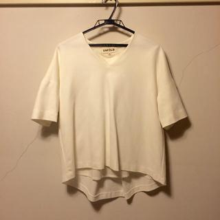 エンフォルド(ENFOLD)のエンフォルド 5分丈TOPS(Tシャツ(長袖/七分))