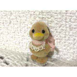 エポック(EPOCH)のシルバニア❁⃘アヒルの赤ちゃん(ぬいぐるみ/人形)