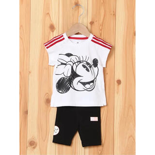 アディダス(adidas)の新品 ディズニー ミニーマウス アディダス adidas ミッキー(Tシャツ)