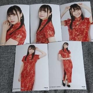 エヌジーティーフォーティーエイト(NGT48)の川越紗彩 個別生写真 2021.3 vol.1(アイドルグッズ)