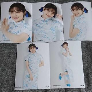 エヌジーティーフォーティーエイト(NGT48)の本間日陽 個別生写真 2021.3 vol.1(アイドルグッズ)