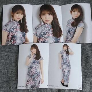 エヌジーティーフォーティーエイト(NGT48)の奈良未遥 個別生写真 2021.3 vol.1(アイドルグッズ)