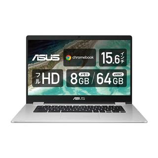 ASUS - 新品未使用。ASUS Chromebook C523NA CEL-N3350