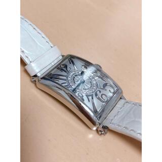 フランクミュラー(FRANCK MULLER)の新品仕上げ済!フランクミュラー ロングアイランド 902 ダイヤ(腕時計)