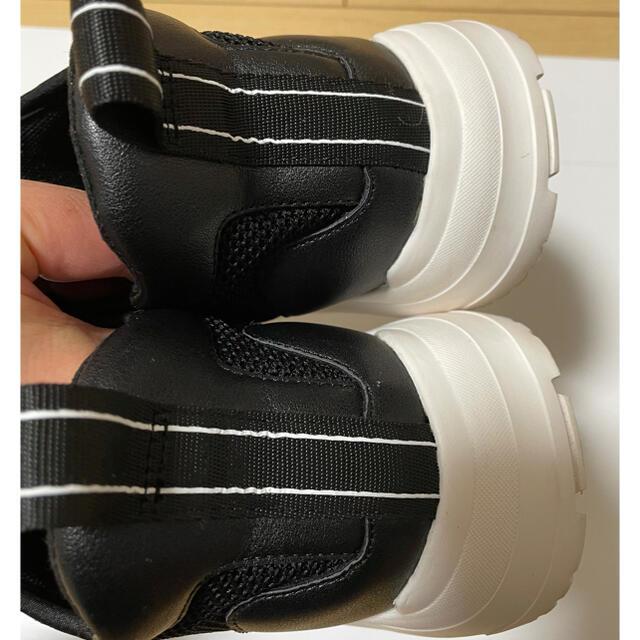 DIANA(ダイアナ)のartemis by DIANA フライニットダッドスニーカー レディースの靴/シューズ(スニーカー)の商品写真