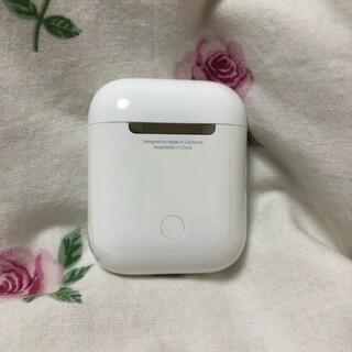 アップル(Apple)のairpods 本体のみ(ヘッドフォン/イヤフォン)