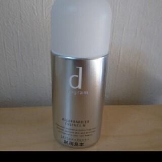 d program - dプログラム アレルバリア エッセンス N敏感肌用 日中用美容液一度少量使