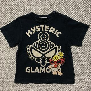 HYSTERIC MINI - ヒスミニ  90cm Tシャツ