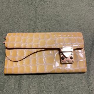 アンメートルキャレ(1metre carre)の長財布 エナメル革 19センチ11センチアンメートルキャレ(財布)