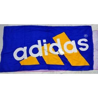 アディダス(adidas)のadidas アディダス バスタオル スポーツタオル サッカー バスケットボール(タオル/バス用品)