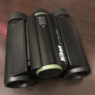 ニコン(Nikon)のニコン Nikon 双眼鏡 10x25 STABILIZED 防振 グリーン(その他)
