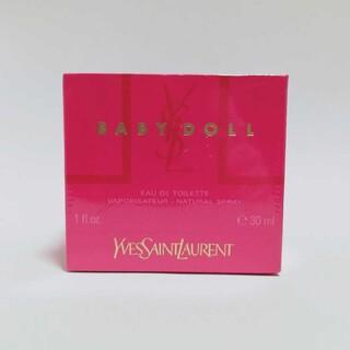 Yves Saint Laurent Beaute - 新品未開封 廃盤 イヴサンローラン ベビードール オードトワレ BABYDOLL